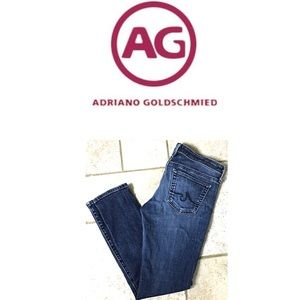 Adriano Goldschmied AG Jeans Stevie Ankle Slim 27